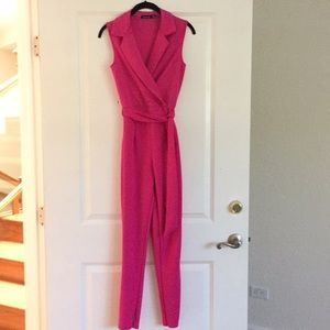 Beautiful belted jumpsuit